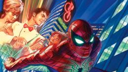 spiderman iron man tony stark
