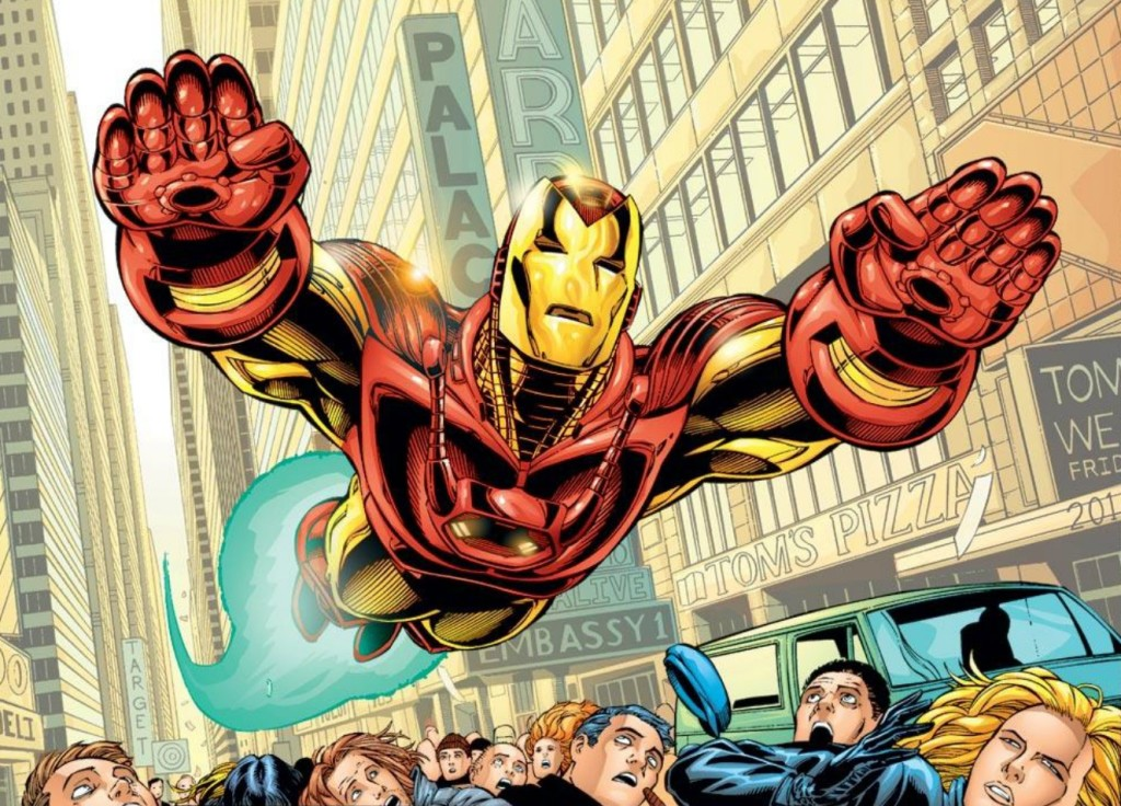 guide lecture iron man commencer comics