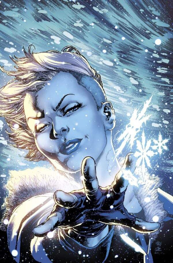 anti heros dc comics killer frost
