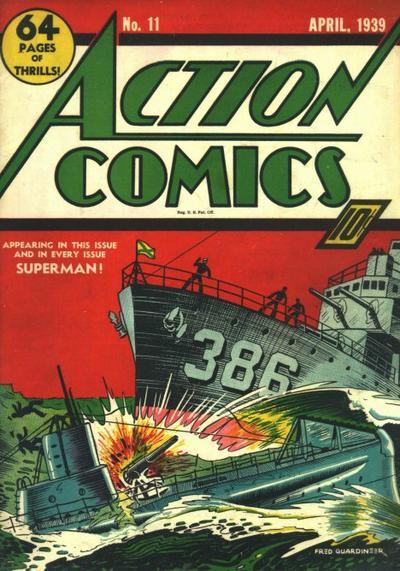 anecdote superman