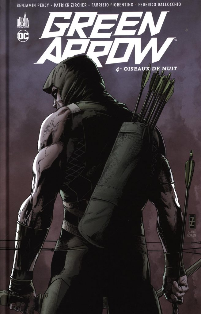 green arrow flash comcis