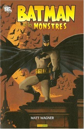 liste comics batman