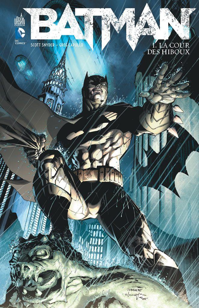 le meilleur comic pour commencer les comics Batman