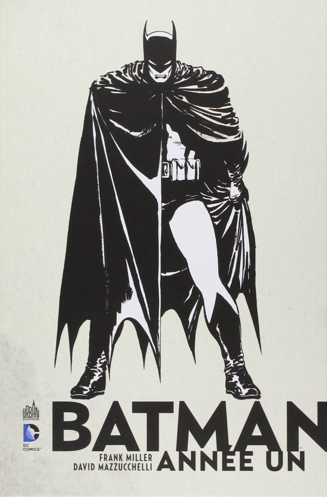 batman origine comics