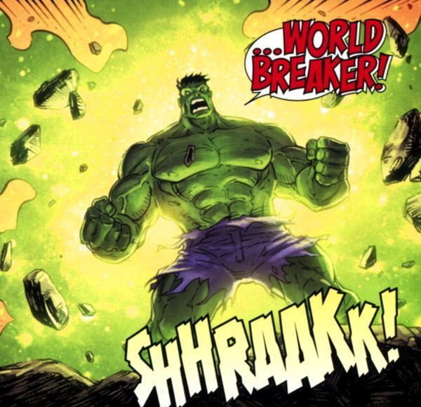 hulk surnom briseur monde world war