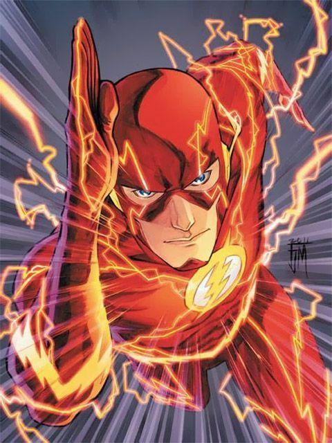 the flash surnom wally