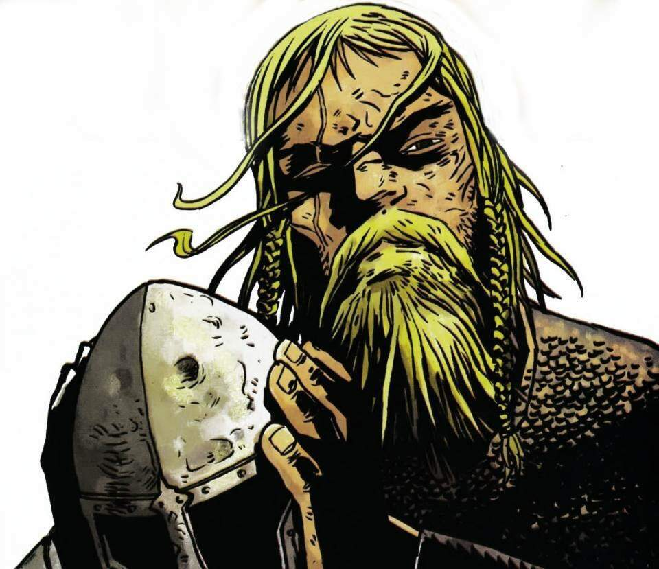 comics vikings