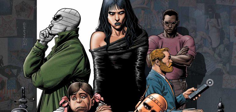 commencer comics DC
