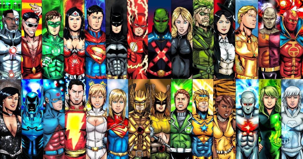 comment commencer comics DC Comics