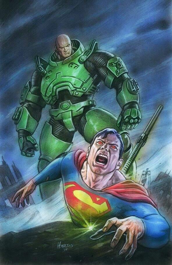 ennemi juré héros comics