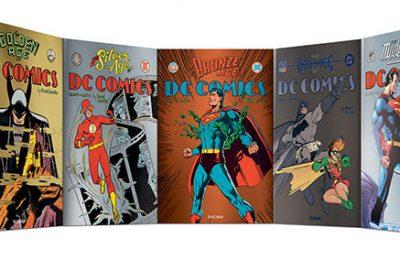 ordre chronologique DC comics