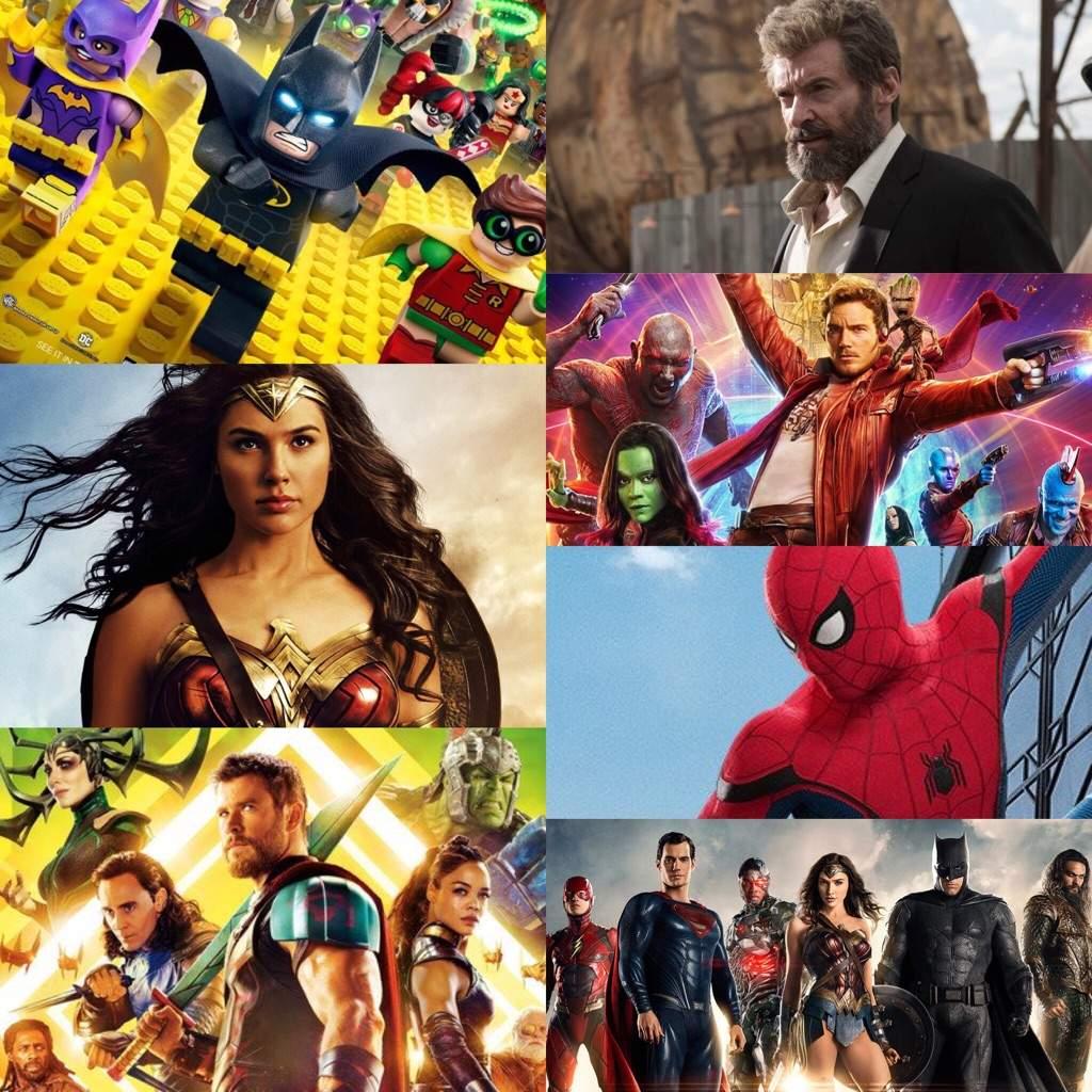 film cinéma marvel vs dc