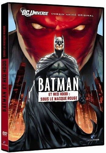 batman red hood anime