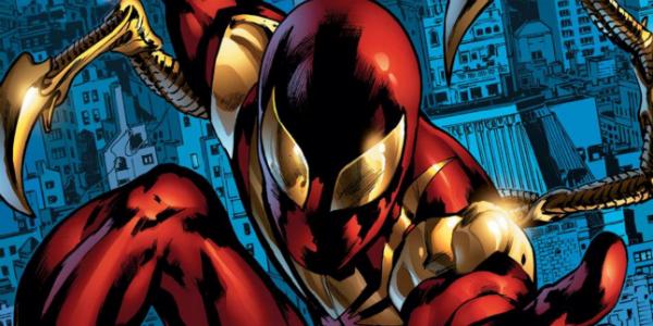 armure spider-man iron man
