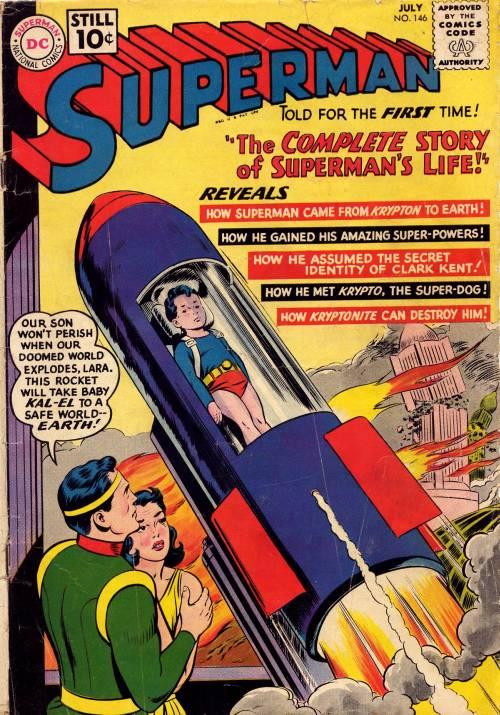 jeunesse superman