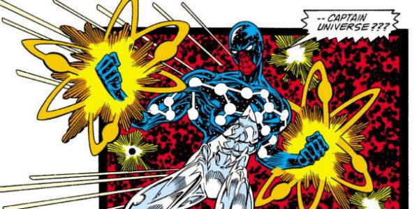 spiderman captain universe