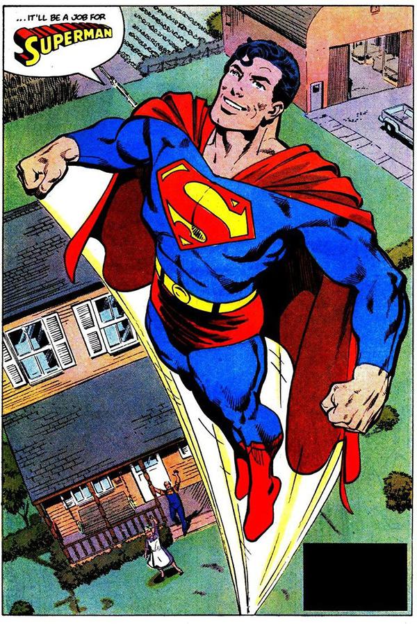 superman nouvelles origines