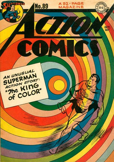action comics lgbt