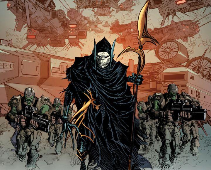 avengers infinity war thanos ordre noir