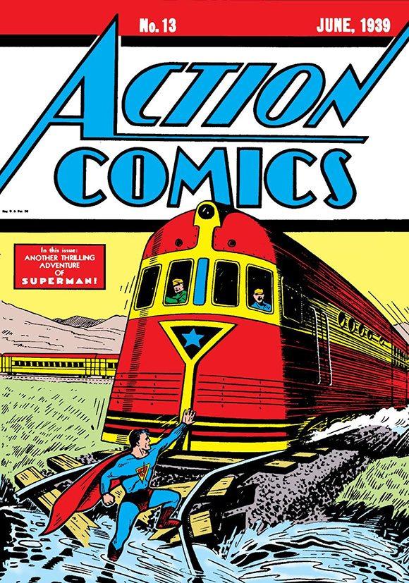 meilleure couverture superman