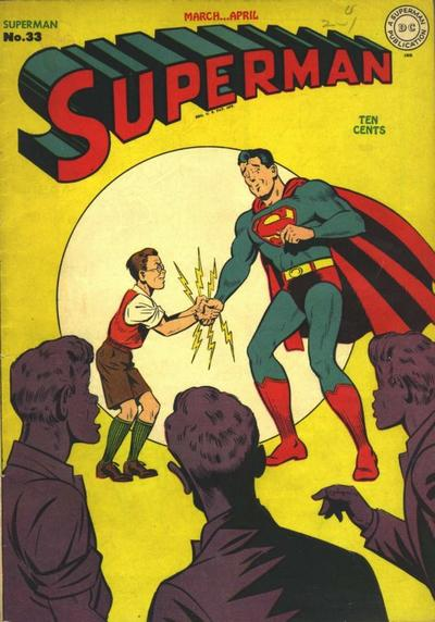 top cover superman