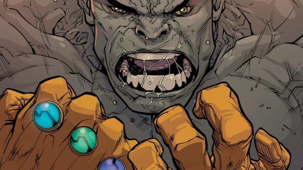 ultimate hulk puissance infini