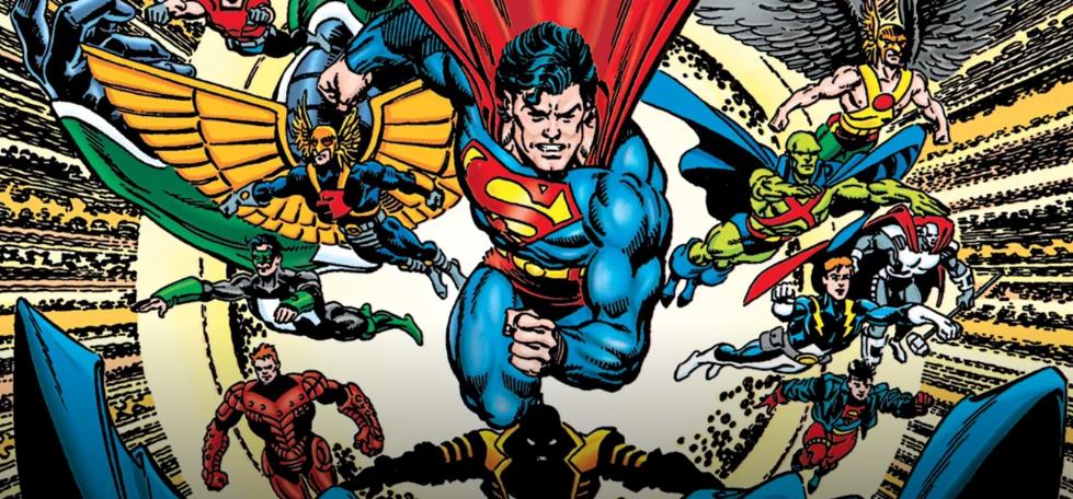 continuité DC comics