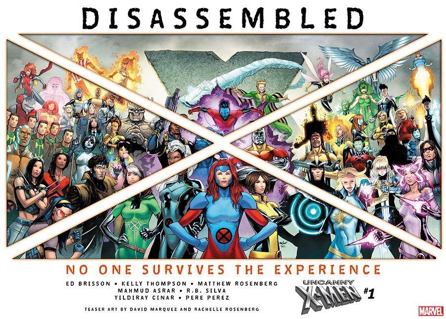 dissolution x-men