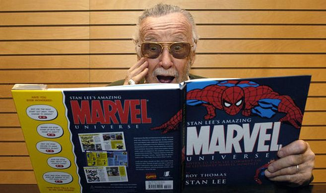 personnage stan lee