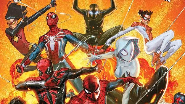 c'est quoi le spiderverse marvel
