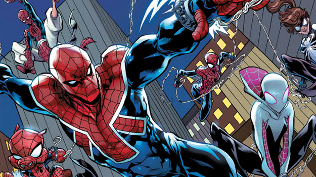 liste spider-man univers