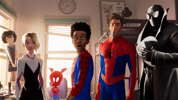 spider verse film