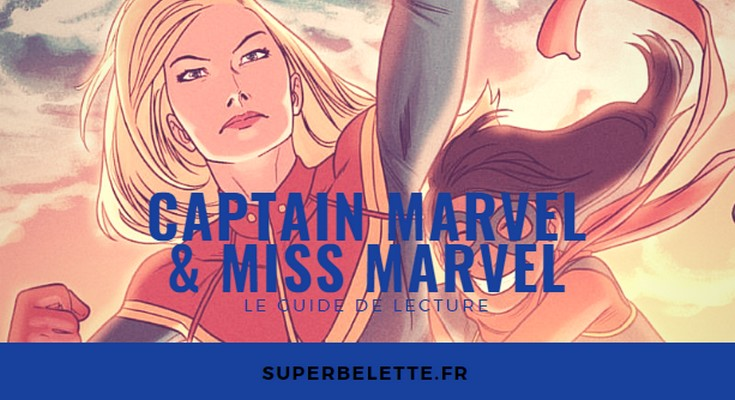 Guide de lecture Captain Marvel