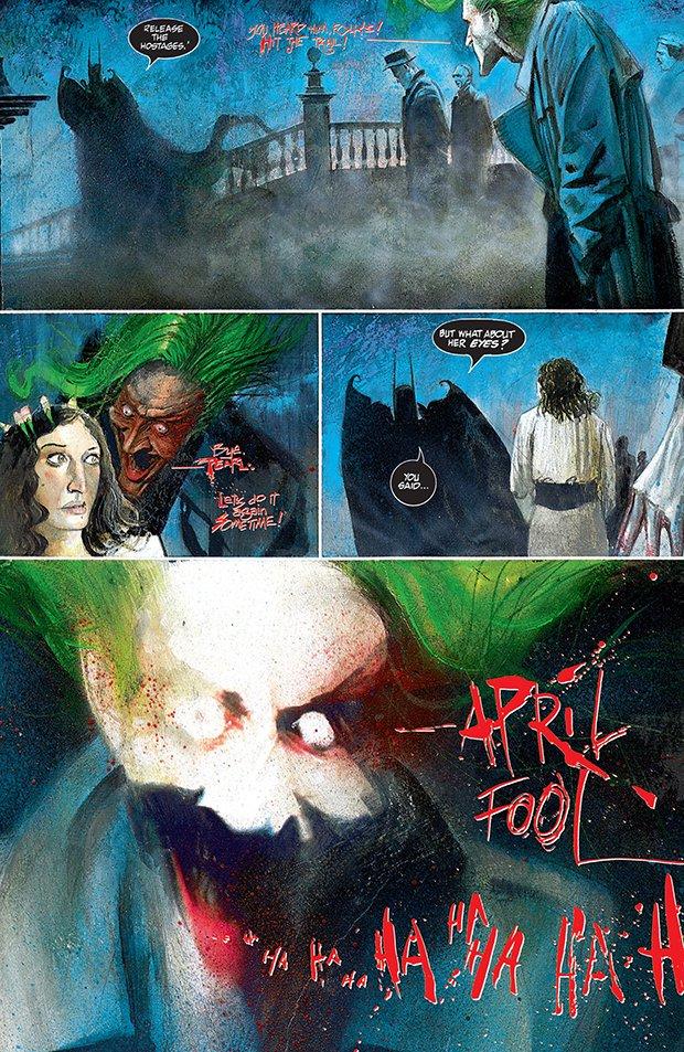 meilleur comics joker