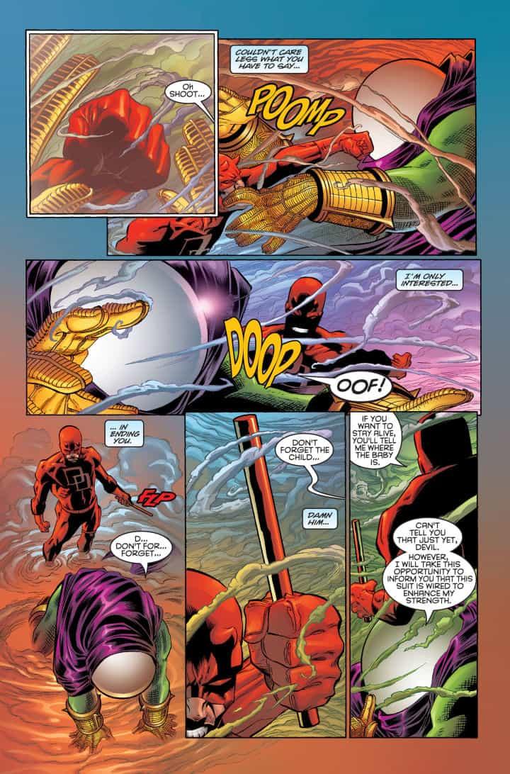 mysterio daredevil
