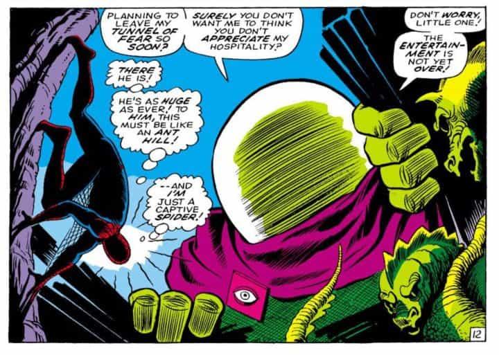 pouvoirs mysterio