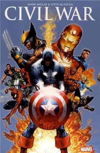 civil war meilleur evenement marvel