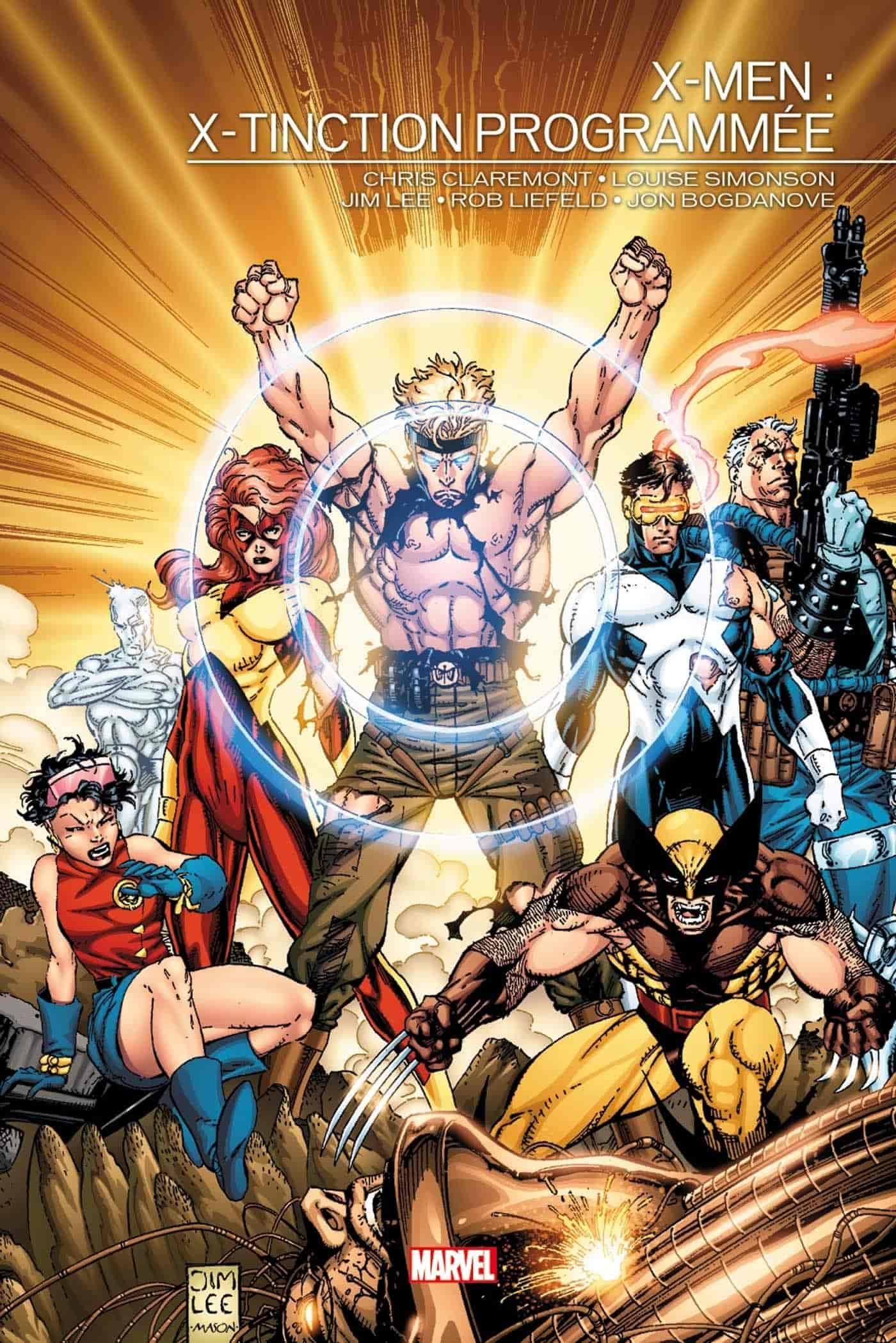comics pour debutant marvel