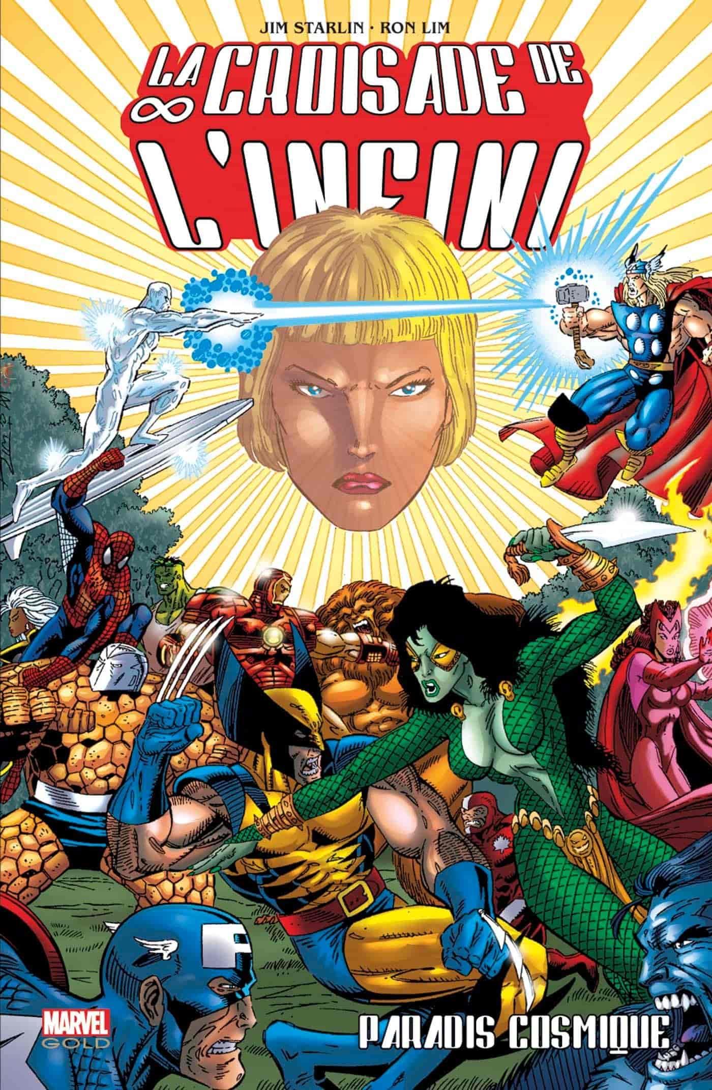 ordre de lecture comics marvel