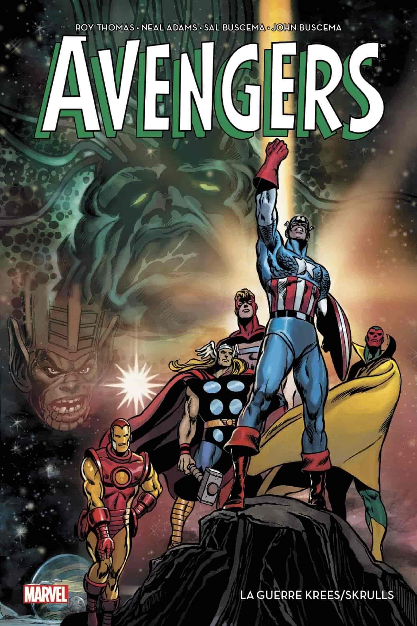aide debutant comics avengers
