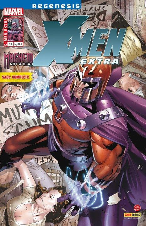 aide ebutant comics magneto