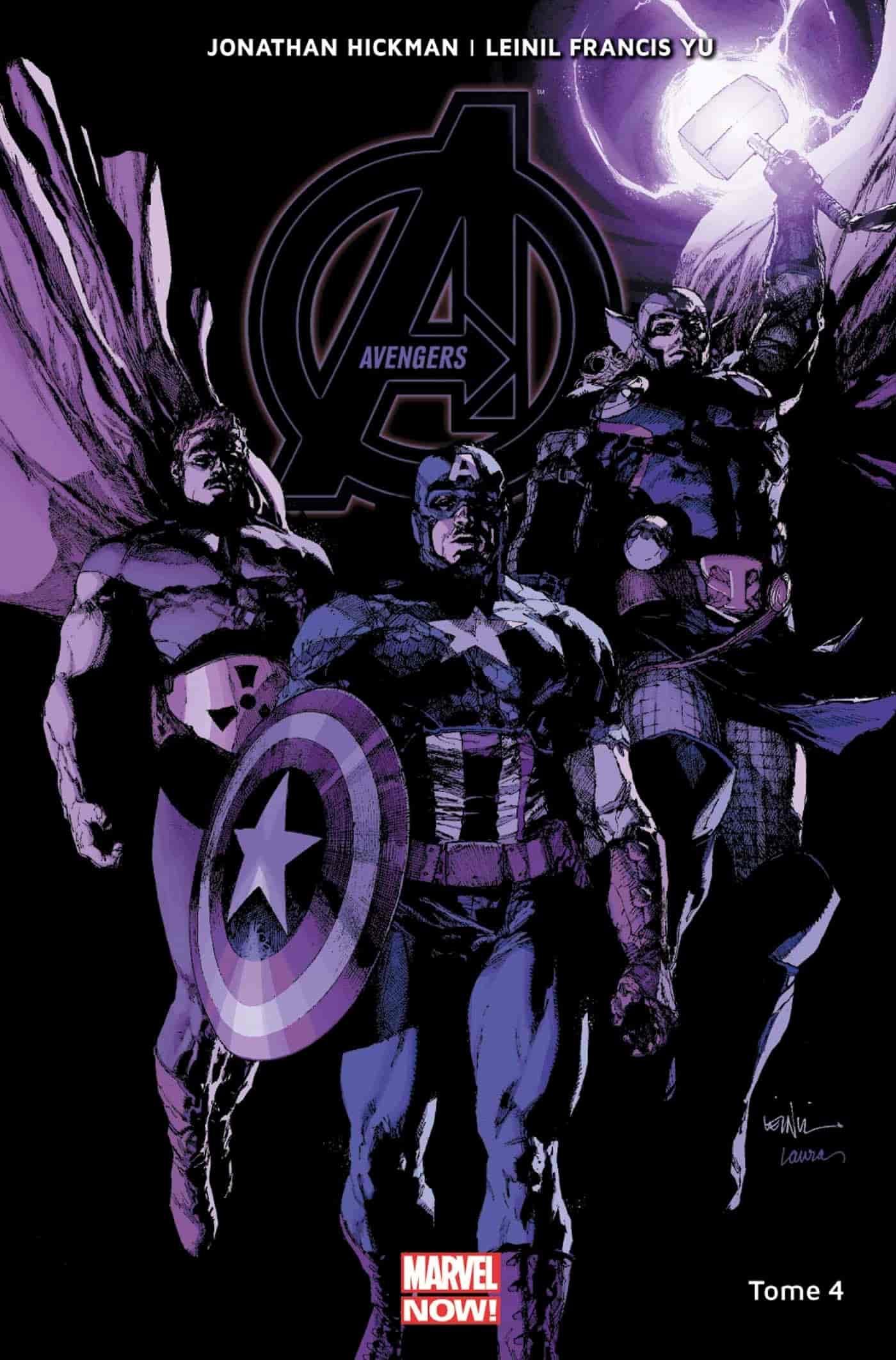 crossover avengers comics