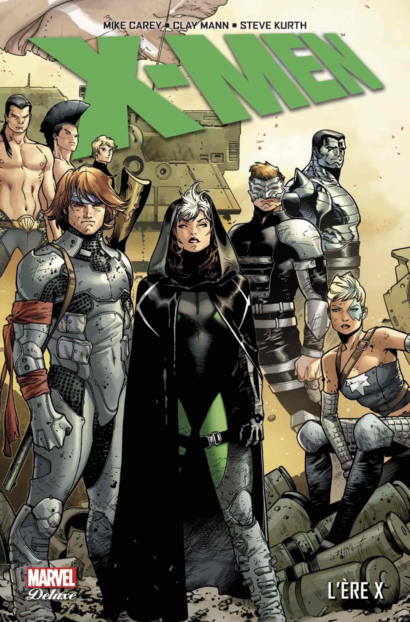 dans quel ordre lire les comics x-men