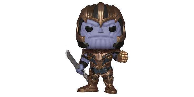funko méchant marvel