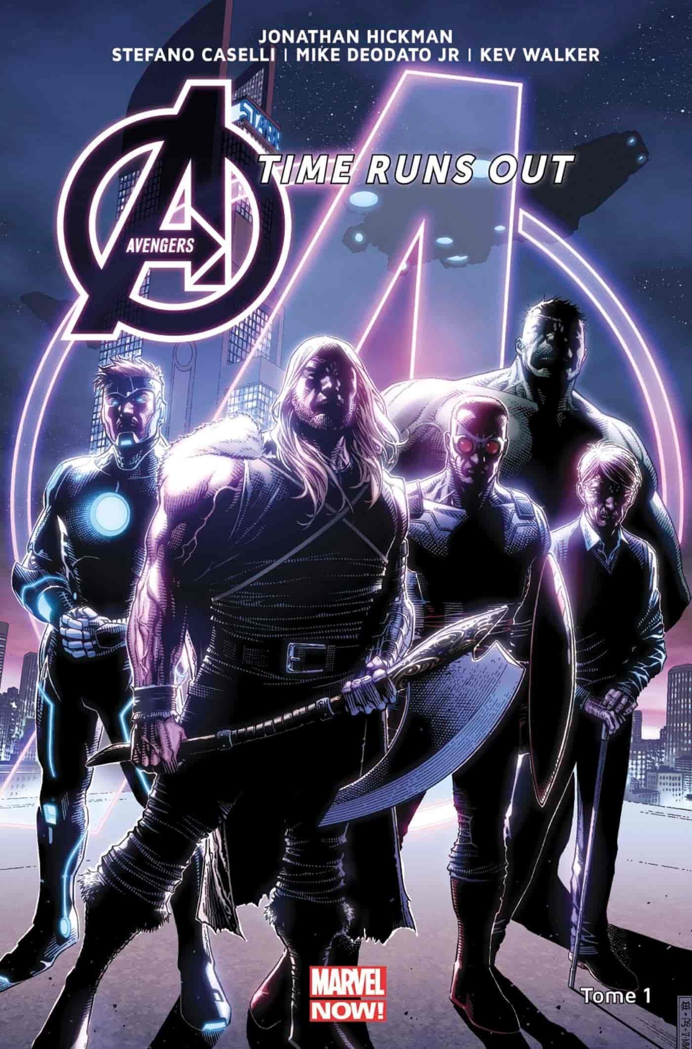 fusion avengers