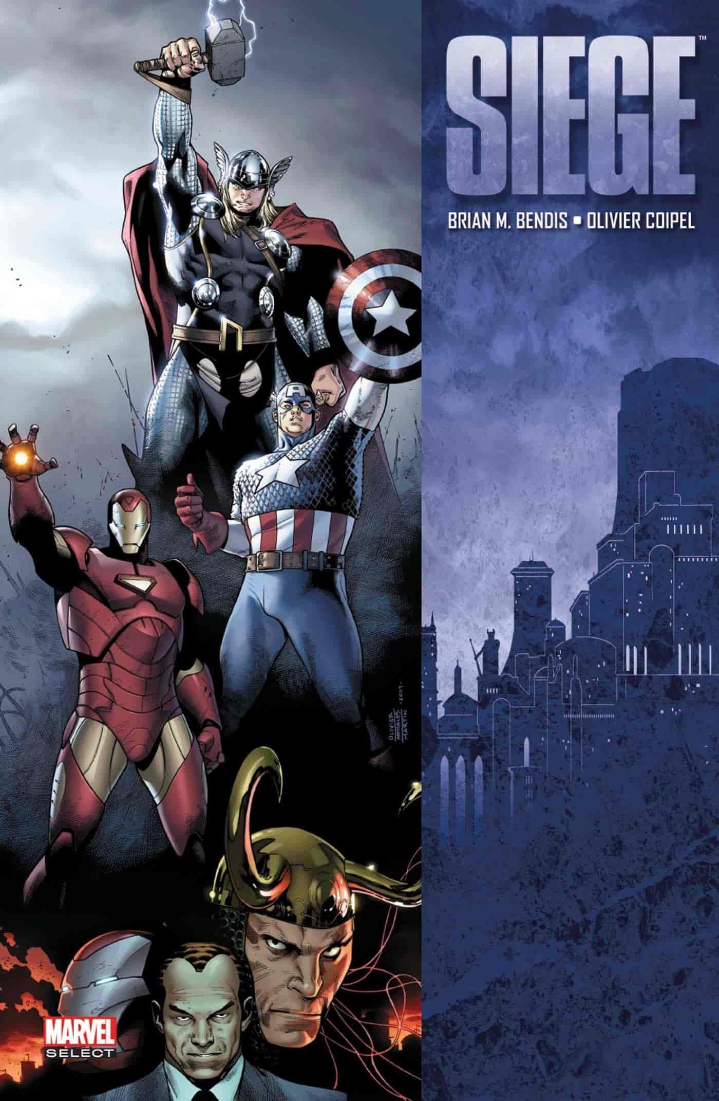 inspiration films avengers