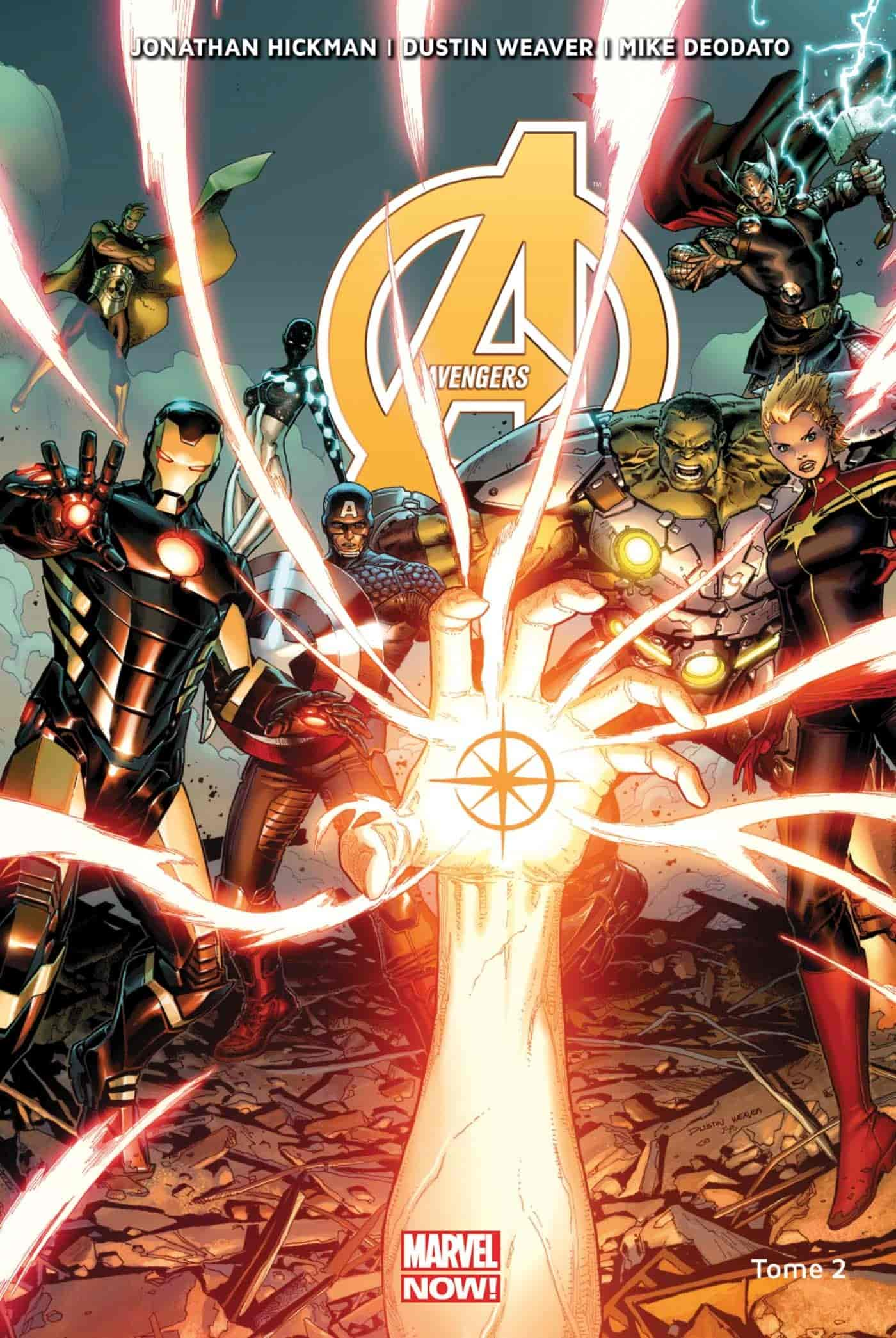 lien avengers comics film