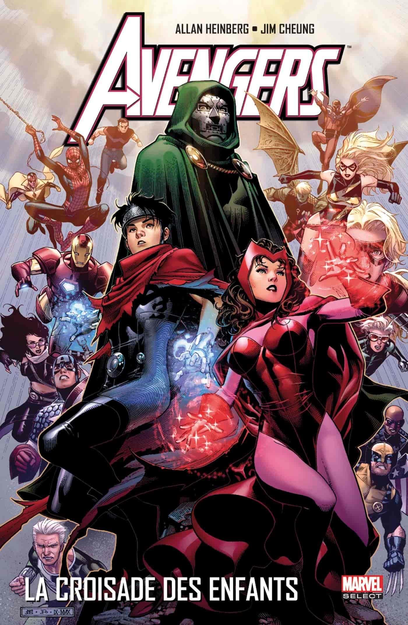 ordre lecture comics marvel magneto