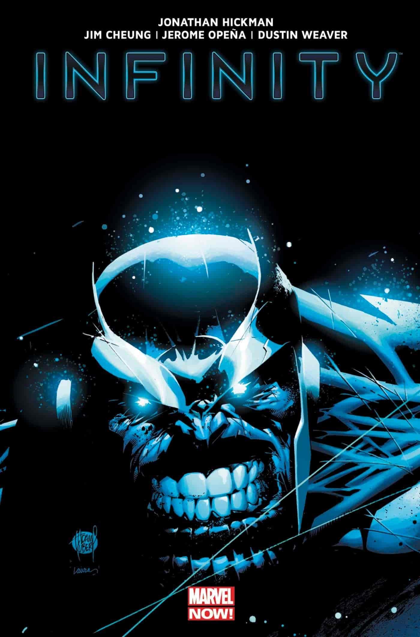 thanos comics avengers