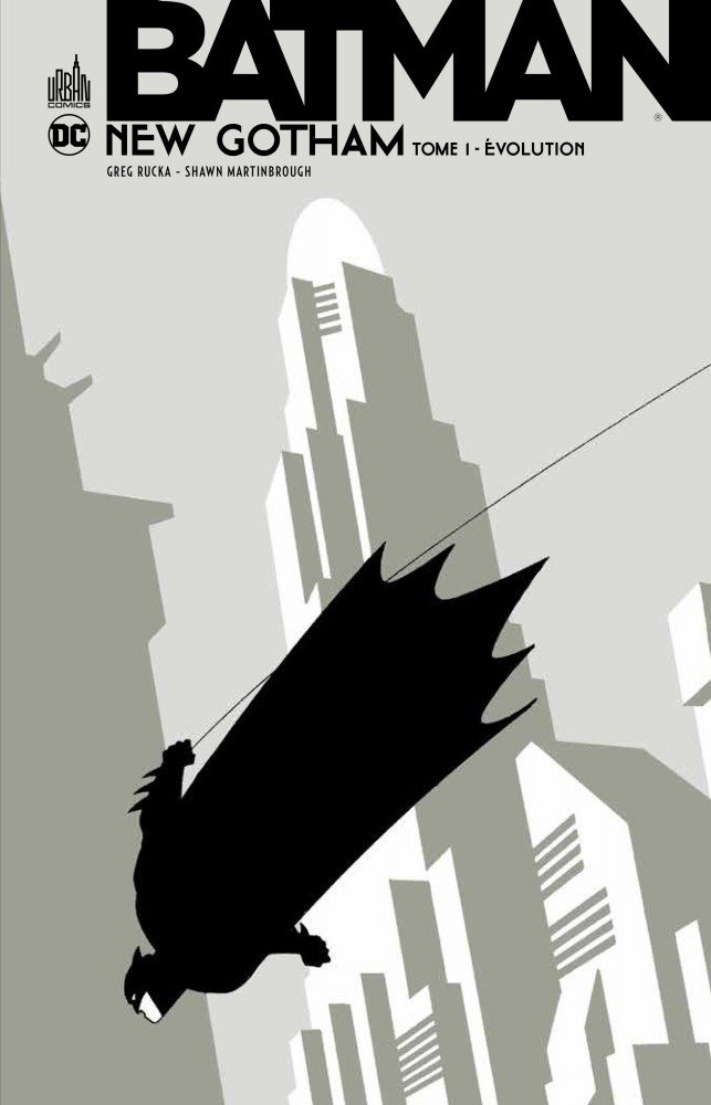 batman annee un scan